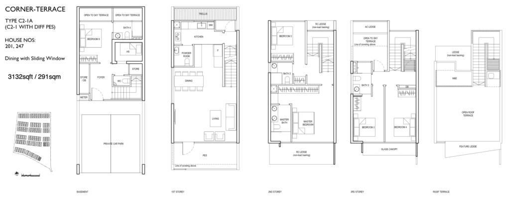 belgravia-green-floor-plan-Corner-terrace